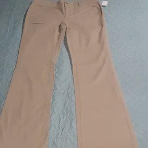 Aeropostale Khaki School Uniform Pants Ladies 6